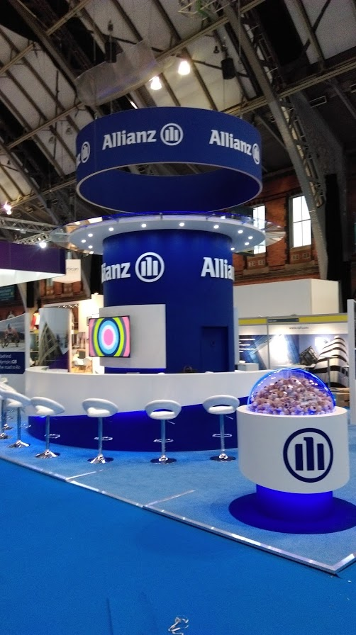 Exhibition Stand Builders Manchester : Design display solutions news