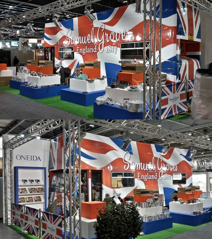 Exhibition Stand Themes : Design display solutions news