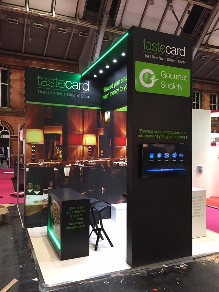 Exhibition Stand Builders Coventry : Design display solutions news